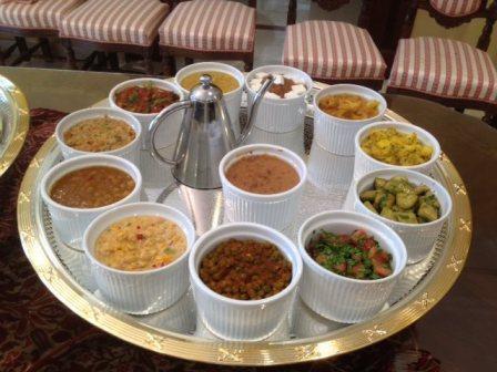 Special Middleastern Breakfast Tray