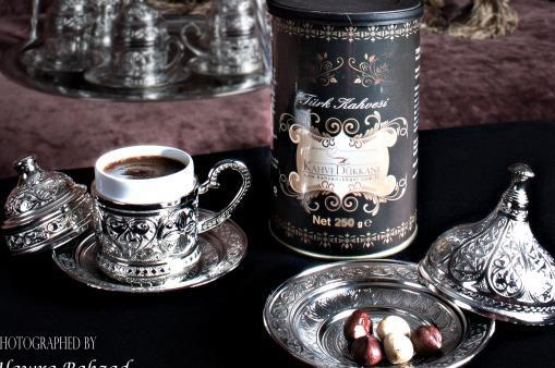 turkish coffee with flavors