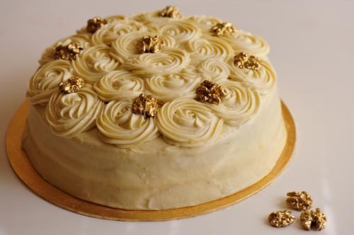 Royal Carrot Cake